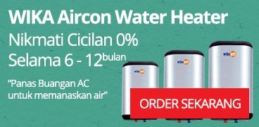 WIKA Aircon Water Heater