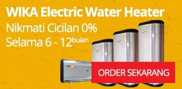 WIKA Electric Water Heater