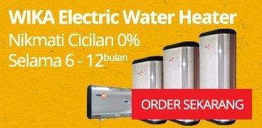 WIKA Electric Water Heater