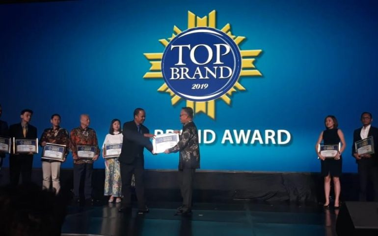 Penghargaan Top Brand Pemanas Air WIKA Water Heater